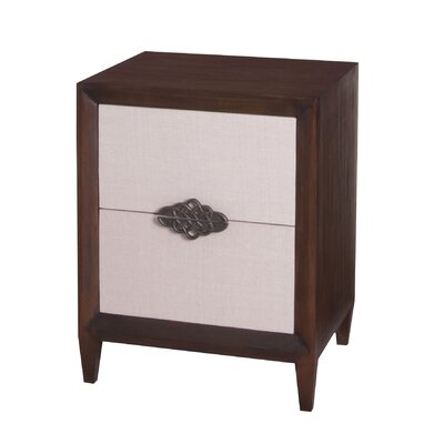 Aiken 2 Drawer Accent Chest