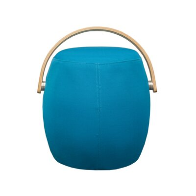 Jeremiah Bucket Garden Stool Color: Blue