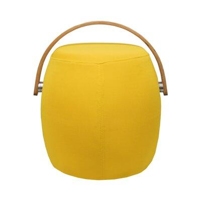 Jeremiah Bucket Garden Stool Color: Yellow