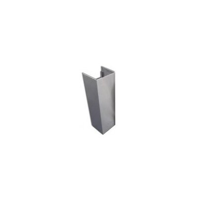 Range Hood Chimney Extension Size: 120""