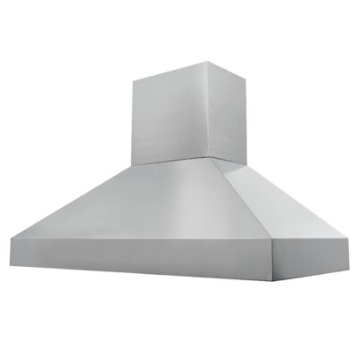 "54"" 1200 CFM Ducted Wall Mount Range Hood"
