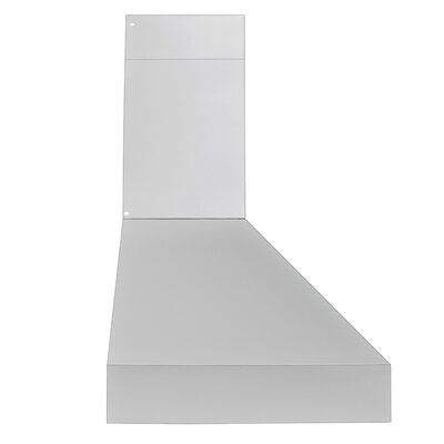 "42"" 1200 CFM Ducted Wall Mount Range Hood"