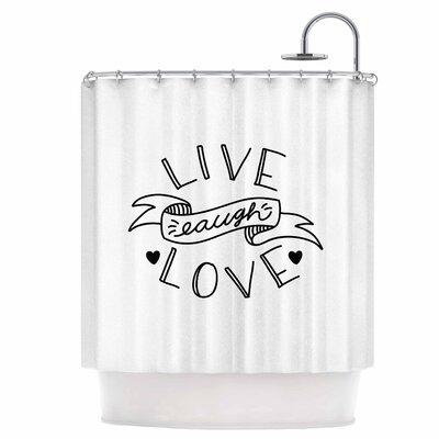 LLL Shower Curtain