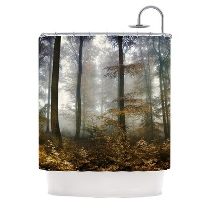 Forest Mystics Shower Curtain