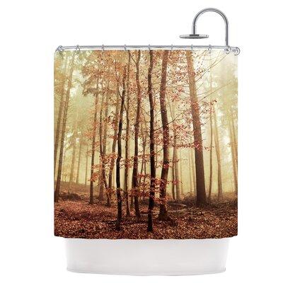 Autumn Again Shower Curtain