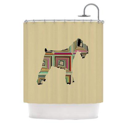Schuavzer Shower Curtain
