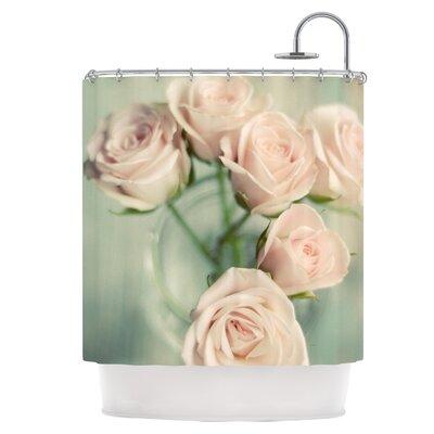 Pink Romance Shower Curtain