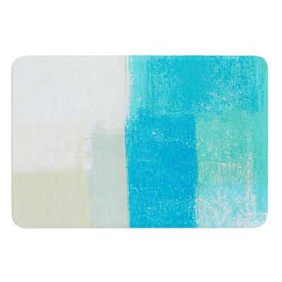"""Shallow by CarolLynn Tice Bath Mat Size: 24"""" W x 36"""" L"""