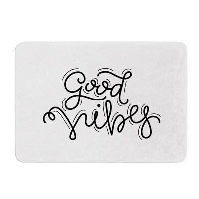 Good Vibes by Busy Bree Bath Mat