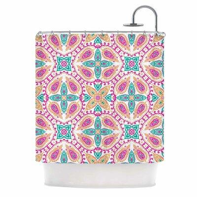 Shower Curtain Color: Multi