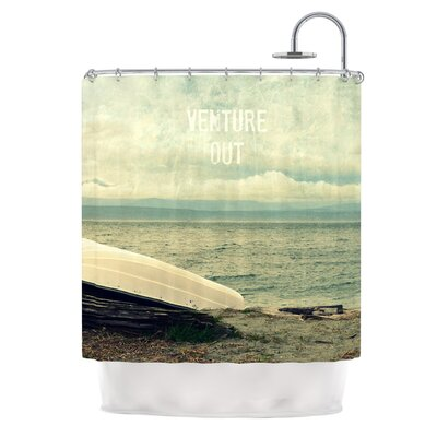 Venture Out Shower Curtain