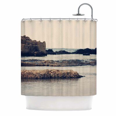 Mediterranean II Shower Curtain