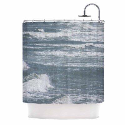 Crest Shower Curtain