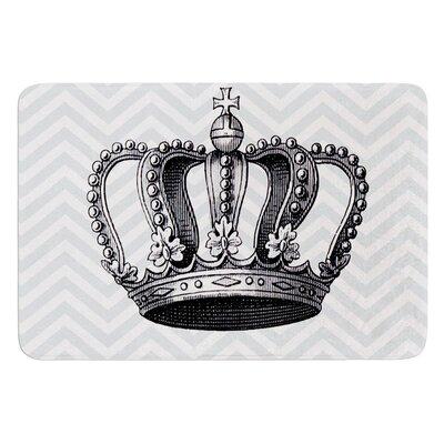 Crown by Suzanne Carter Bath Mat
