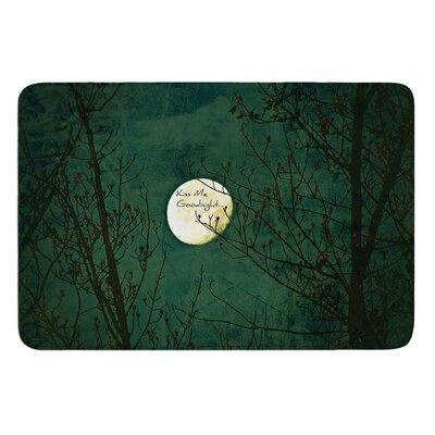 Kiss Me Goodnight by Robin Dickinson Bath Mat