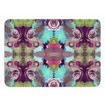 Kaleidoscopic Boho by Vasare Nar Bath Mat
