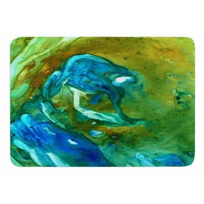 Hurricane by Rosie Brown Bath Mat