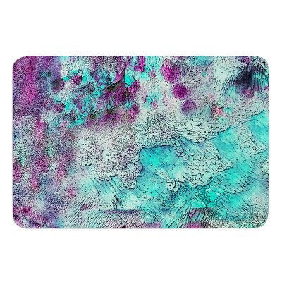 Think Outside the Box by Sylvia Cook Bath Mat