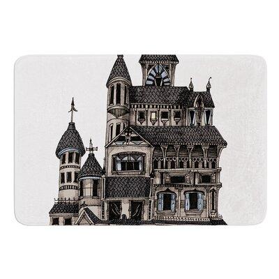 House of Usher by Sophy Tuttle Bath Mat