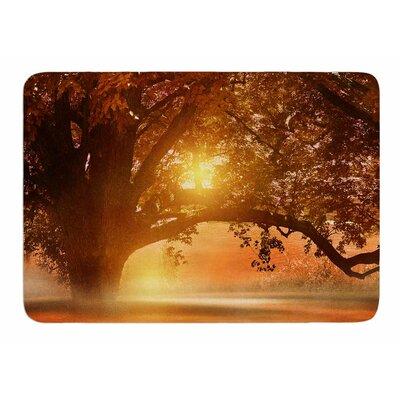 Romance In Autumn by Viviana Gonzalez Bath Mat