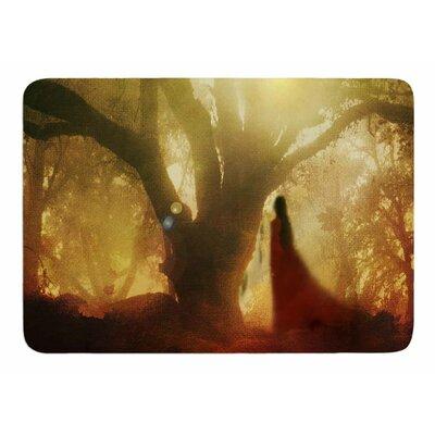 Autumn Song by Viviana Gonzalez Bath Mat