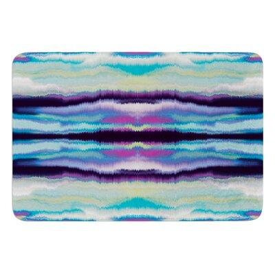 Artik Blue Stripe by Nina May Bath Mat