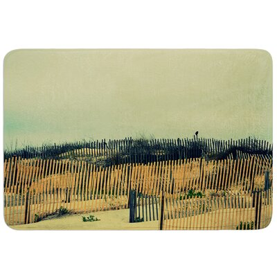 Carova Dunes by Robin Dickinson Bath Mat