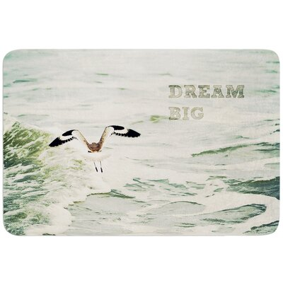 Dream Big by Robin Dickinson Bath Mat