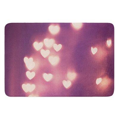 "Your Love is Electrifying by Beth Engel Bath Mat Size: 24"" W x 36"" L"