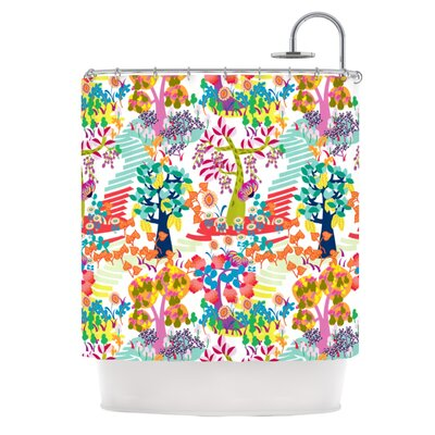 Fruit of the Earth by Agnes Schugardt Nature Shower Curtain