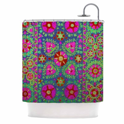 Kashmeer Love by S Seema Z Shower Curtain