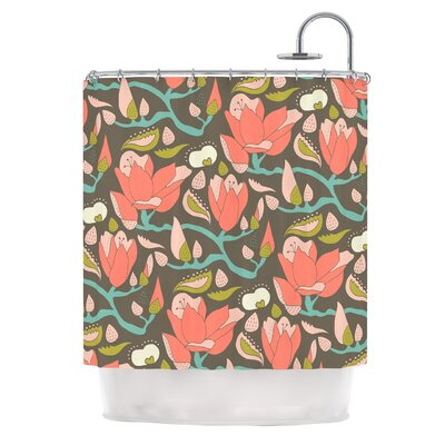 Penelope II by Very Sarie Shower Curtain