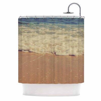 Sandy by Violet Hudson Coastal Shower Curtain