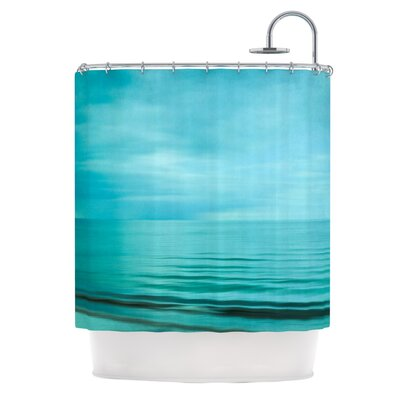 Calm Sea by Iris Lehnhardt Shower Curtain
