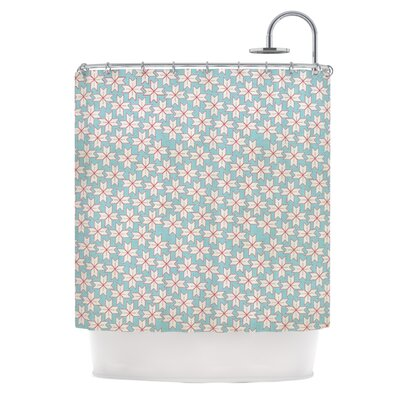 Vintage Christmas by Michelle Drew Shower Curtain