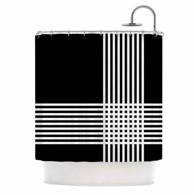 Krizanje v2 by Trebam Shower Curtain