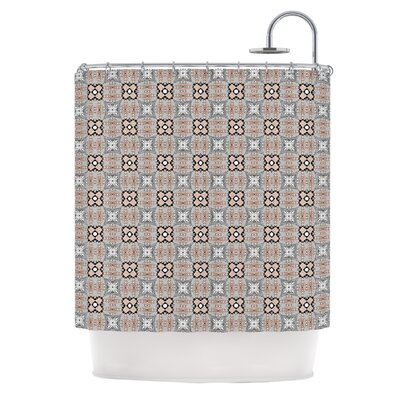 African Nomad by Vasare Nar Shower Curtain