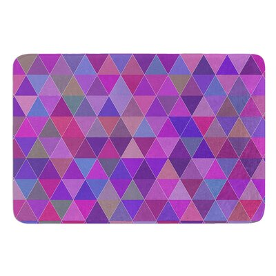 Abstract by Louise Bath Mat