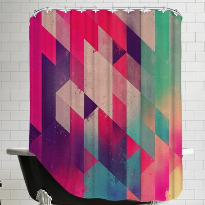 Sydeswype Shower Curtain