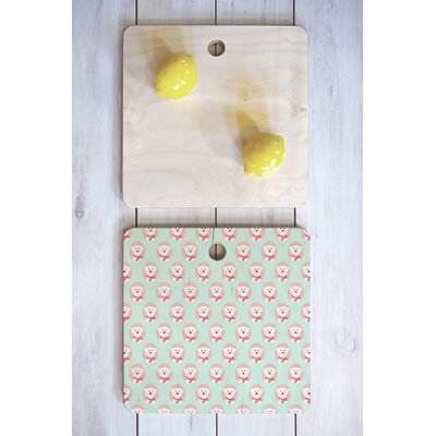 Polar Bears Cutting Board