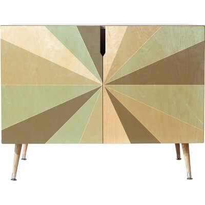 East Urban Home Accent Cabinet