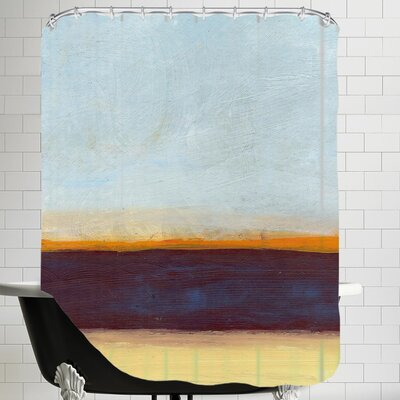 Big Sky Country 3 Shower Curtain