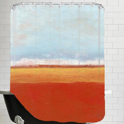 Big Sky Country 4 Shower Curtain