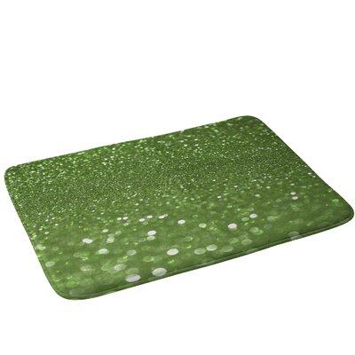 Bath Rug Color: Green