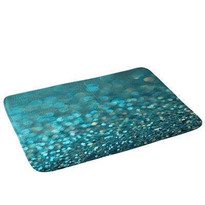Bath Rug Color: Turquoise