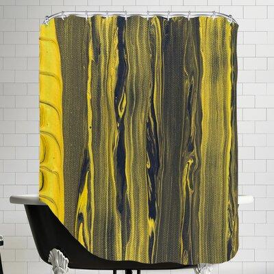 Hidden Shower Curtain