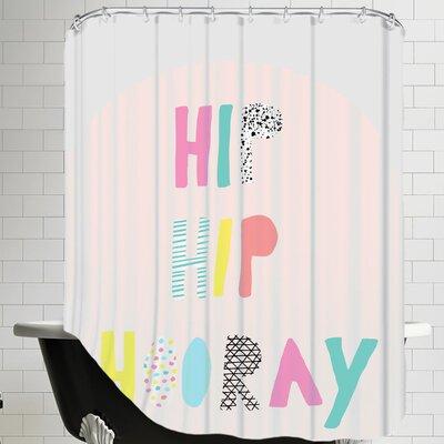 Hiphip Shower Curtain