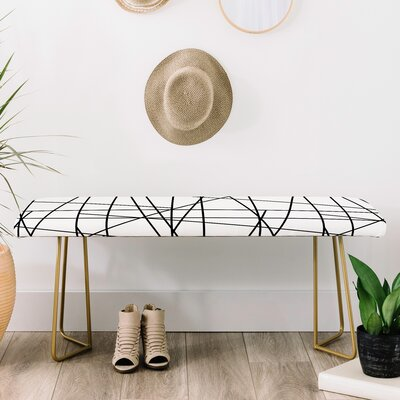 Gabriela Upholstered Bench