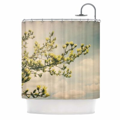 Angie Turner Magnolias Photography Shower Curtain