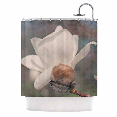 Angie Turner Magnolia Digital Floral Shower Curtain